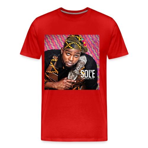 CAHIER DE TEXTE COVER TSHIRT - T-shirt Premium Homme