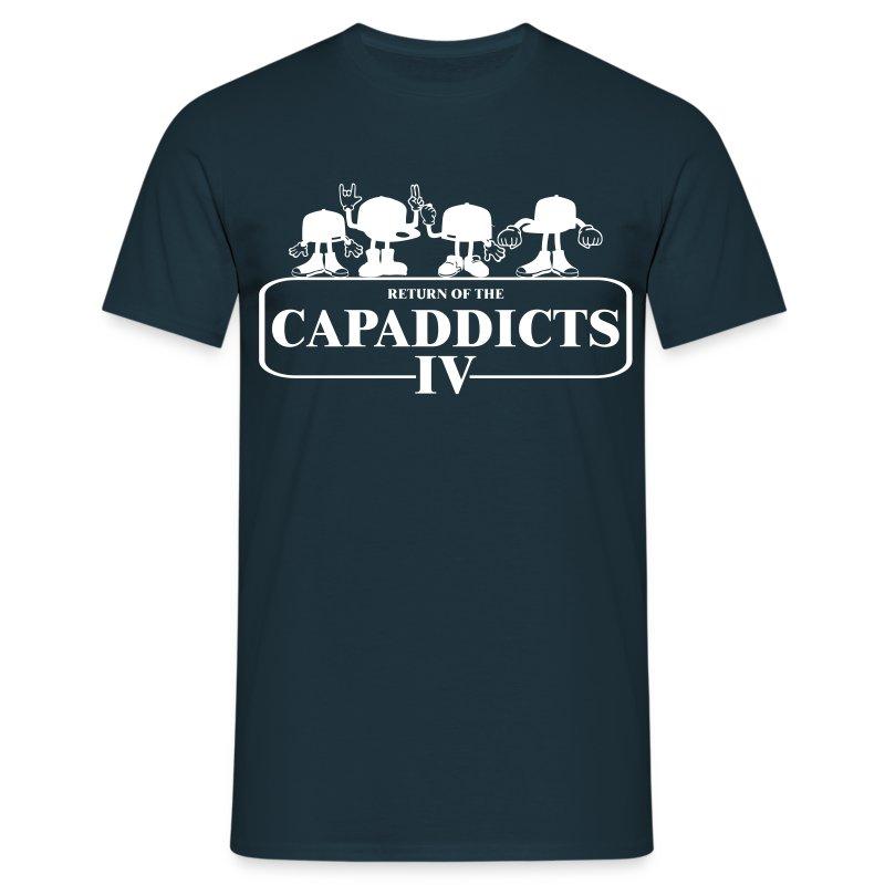 Capaddicts Treffen - Männer T-Shirt