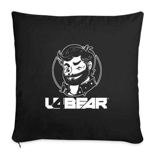 u4Bear Cushion - Sofa pillow cover 44 x 44 cm