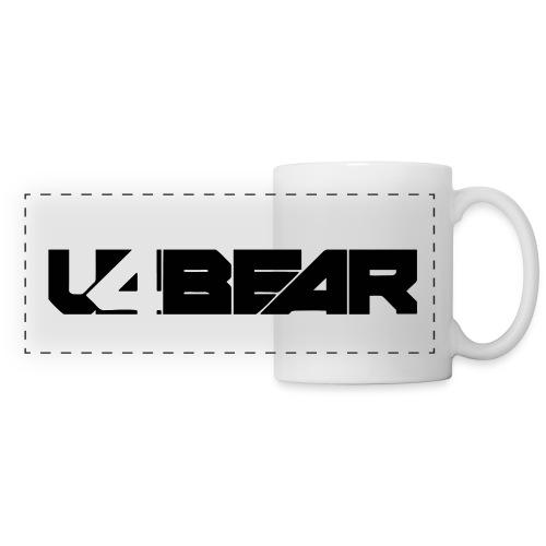 u4Bear Cup breakfast - Panoramic Mug