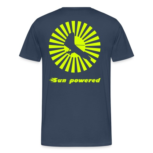 HG SUN POWERED - Men's Premium T-Shirt