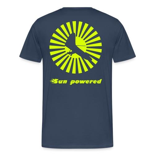 HG SUN POWERED - Men's Premium T-Shirt