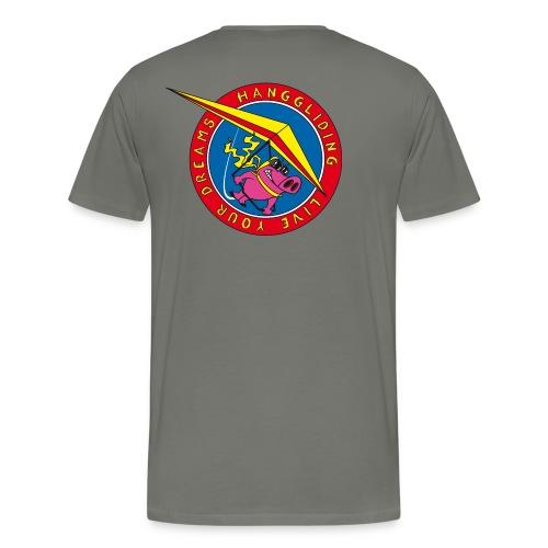 LIVE YOUR DREAMS - Men's Premium T-Shirt