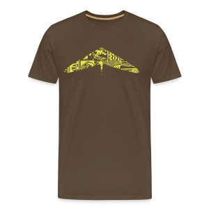HG PATTERN - Men's Premium T-Shirt