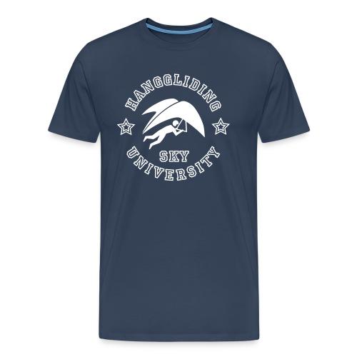 HG SKY UNIVERSITY - Men's Premium T-Shirt