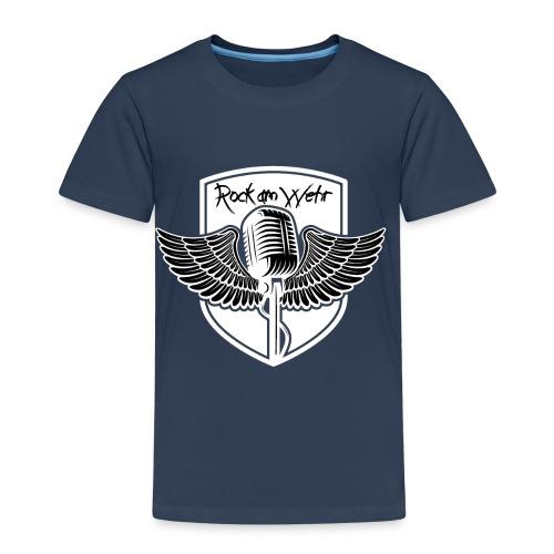 Kinder T-Shirt ohne Rückendruck - Kinder Premium T-Shirt