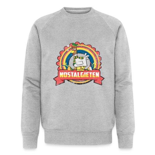 Mannen bio sweatshirt van Stanley & Stella