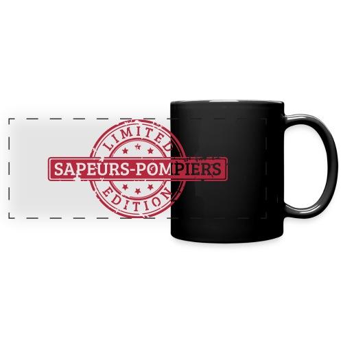 Tasse sapeurs-pompiers - Mug panoramique uni