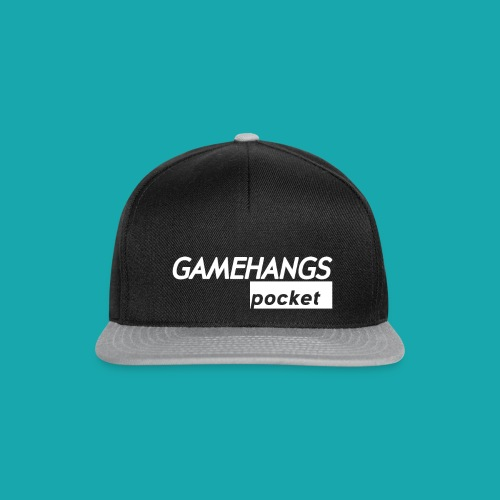 GameHangs Pocket Snapback - Snapback Cap