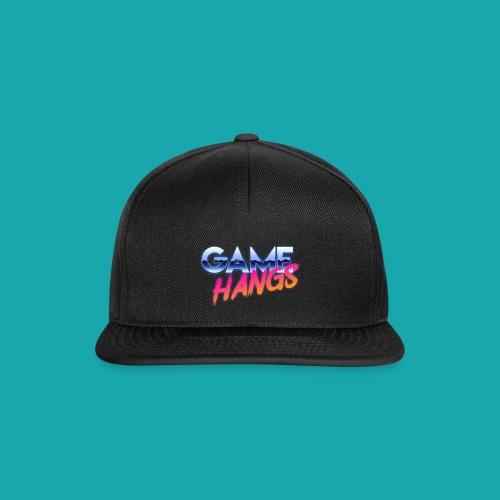 GameHangs Snapback - Snapback Cap