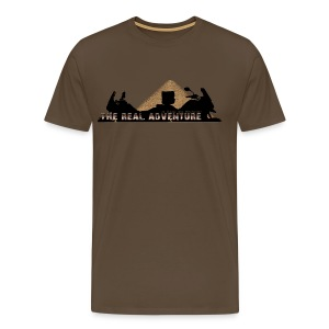 The Real Adventure Shirt - Männer Premium T-Shirt