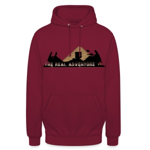 The Real Adventure Sweat-Shirt  - Unisex Hoodie