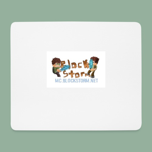 BSN mouse mat - Mouse Pad (horizontal)