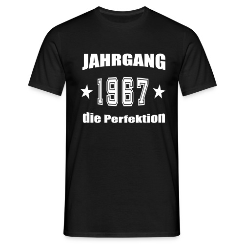 Perfektion - Männer T-Shirt