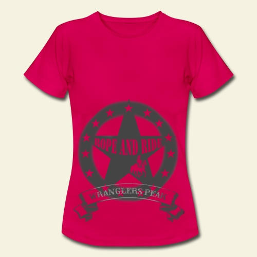 Stars on Horse - Frauen T-Shirt