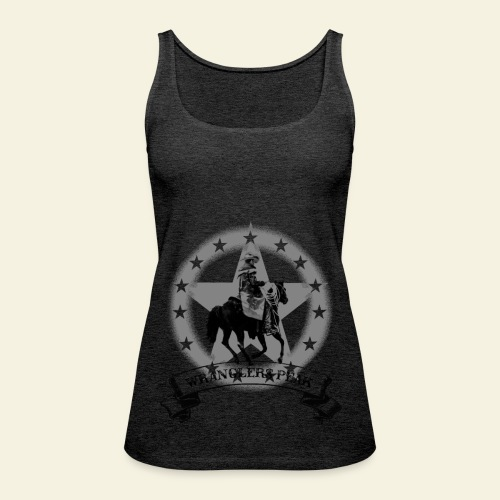 Stars on Horse - Frauen Premium Tank Top