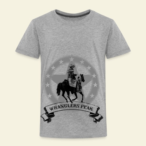 Stars on Horse - Kinder Premium T-Shirt