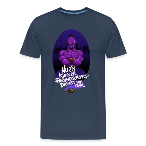 Nur'n kleiner Freundschaftsdienst - Männer Premium T-Shirt
