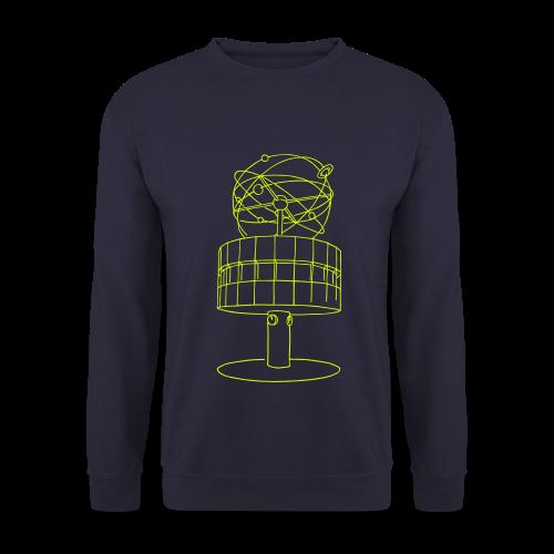 Weltzeituhr in Berlin - Männer Pullover