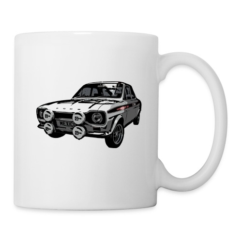 Mk1 Escort Coffee / Tea Mug - Mug