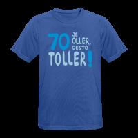 70 - Je oller desto toller T-Shirts