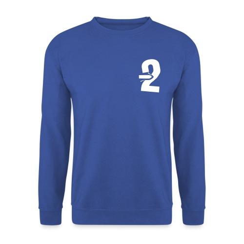 Blå trøje - Herre sweater