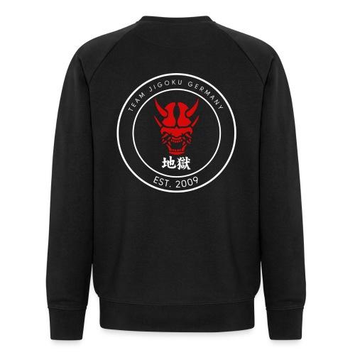 TJG Sweatshirt, men, 2sided - Männer Bio-Sweatshirt von Stanley & Stella