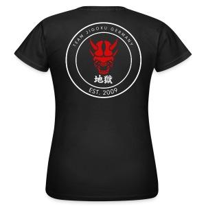TJG TShirt Classic, women, 2sided - Frauen T-Shirt
