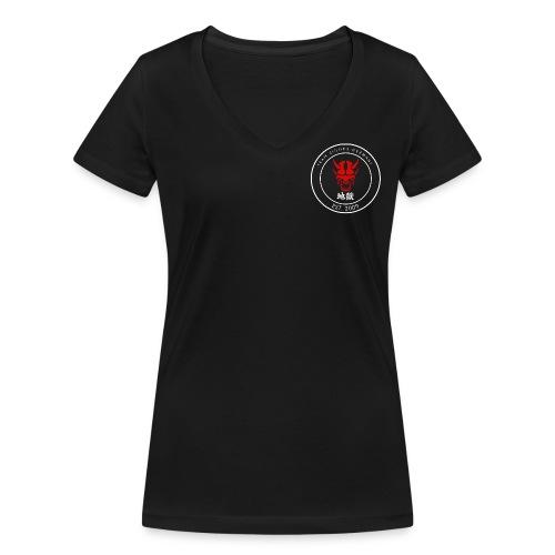 TJG TShirt V, women, single - Frauen Bio-T-Shirt mit V-Ausschnitt von Stanley & Stella