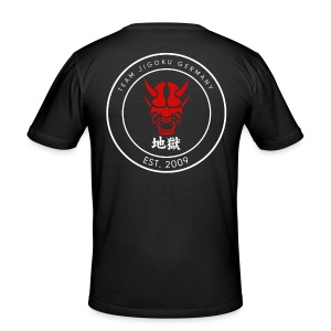 TJG TShirt SlimFit, men, 2sided - Männer Slim Fit T-Shirt