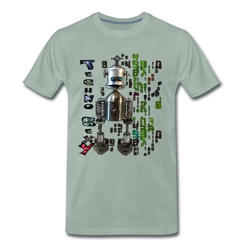 Techno Sexy - T-shirt Premium Homme