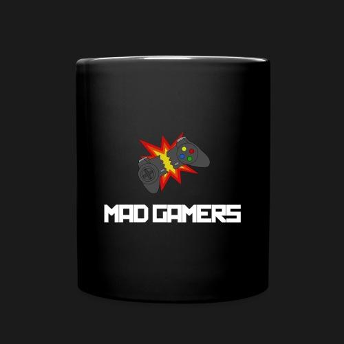 Mad Gamers Morgentasse - Tasse einfarbig