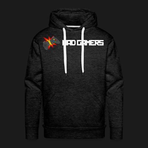 Mad Gamers Hoodie - Männer Premium Hoodie