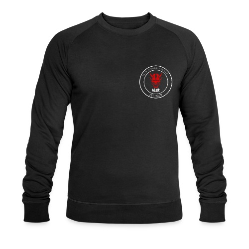 TJG Sweatshirt, men, single - Männer Bio-Sweatshirt von Stanley & Stella