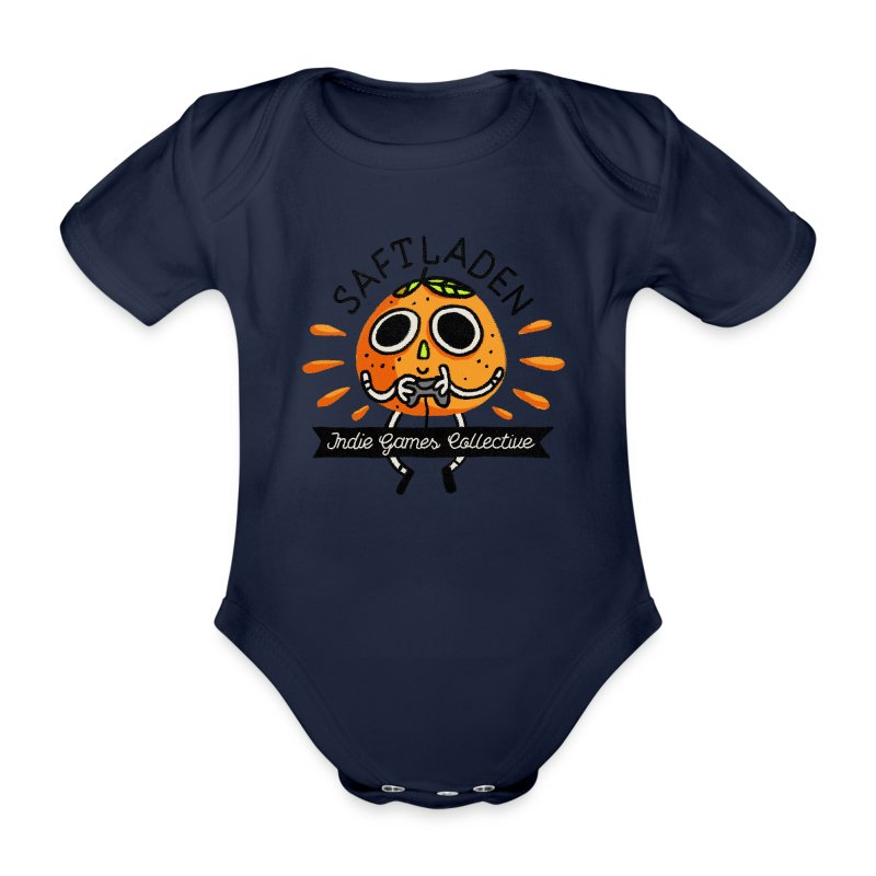 Saftladen Baby - Organic Short-sleeved Baby Bodysuit