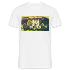 Take Me To Your Paradise - Men's T-Shirt