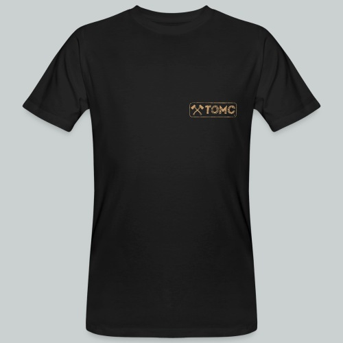 New Backcountry Division - T-shirt bio Homme