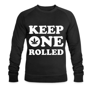 Männer Sweatshirt von Stanley & Stella - Keep One Rolled
