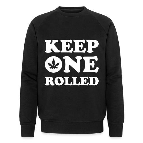 Männer Bio-Sweatshirt von Stanley & Stella - Keep One Rolled https://www.spreadshirt.de/user/dk-design www.paloozaparty.de
