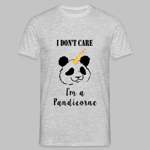 T-shirt homme PANDICORNE - Men's T-Shirt