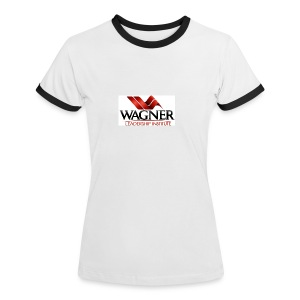 WLI Baseball T-Shirt - Women's Ringer T-Shirt