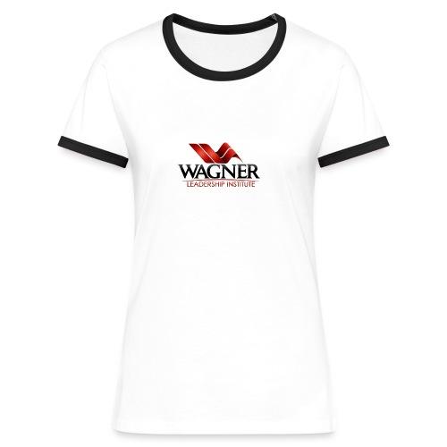 WLI Baseball T-Shirt - Women's Ringer T-Shirt