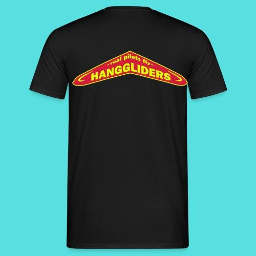 real pilots - Männer T-Shirt
