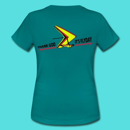 flyday - Frauen T-Shirt