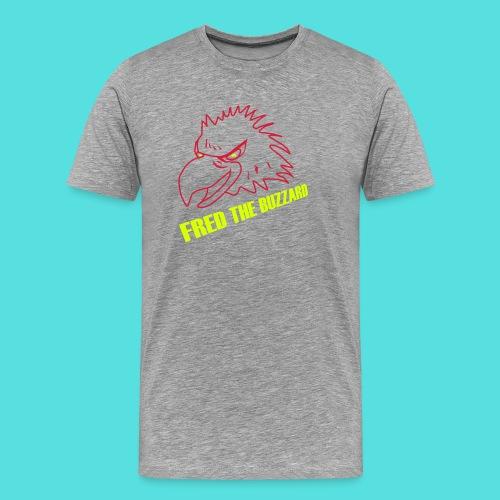 buzzard - Männer Premium T-Shirt