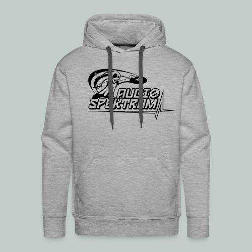 sweat as02 - Sweat-shirt à capuche Premium pour hommes