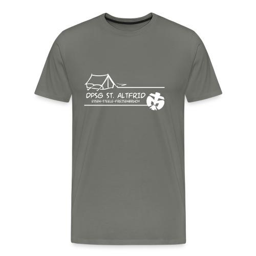 Zelt-Shirt Männer - Männer Premium T-Shirt