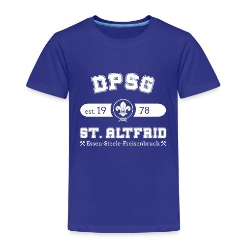 DPSG St. Altfrid - College-Design Kinder - Kinder Premium T-Shirt