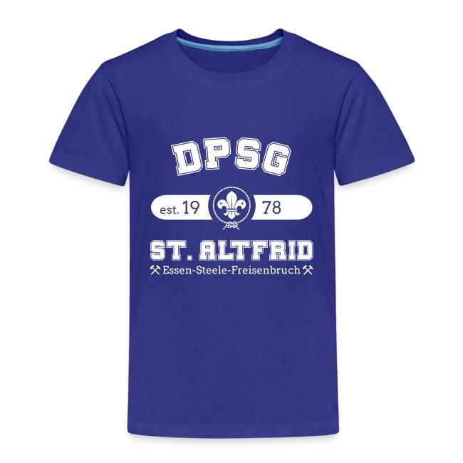 DPSG St. Altfrid - College-Design Kinder