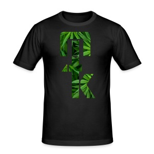 T-Shirt MTK 2017 Logo Weed Edition - Tee shirt près du corps Homme